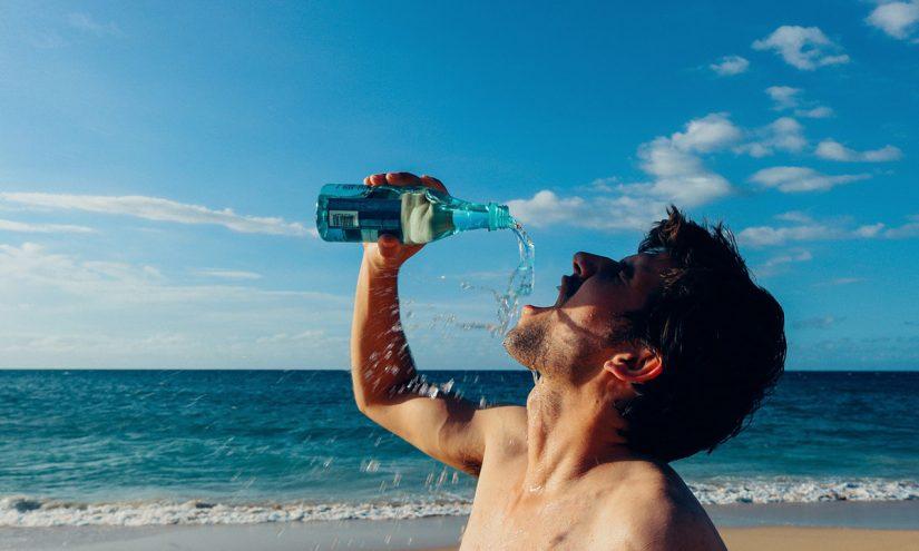 Bevo acqua