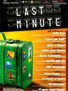 Last Minute 2012