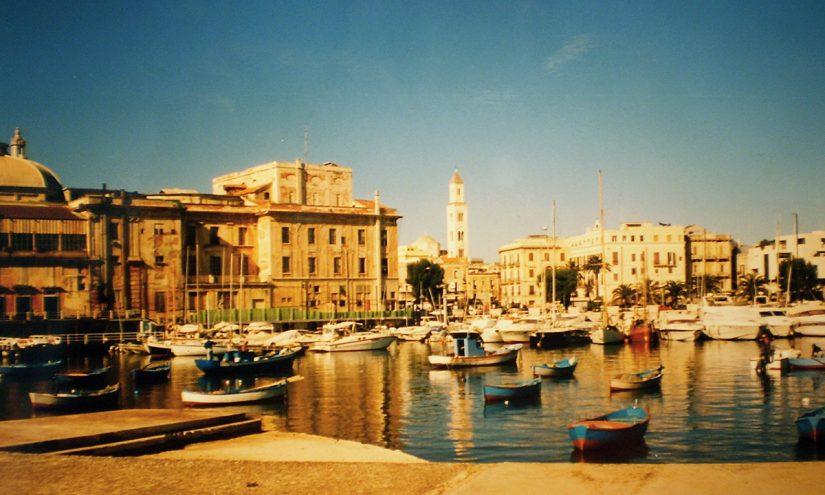 La città nella città a Bari