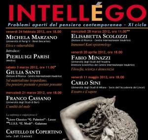 Intellégo 2012
