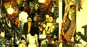 """Renato Guttuso, """"Vucciria"""", 1974"""