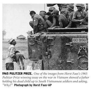 La fotografia di Faas Premio Pulitzer