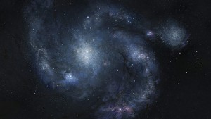 Spiral Galaxy BX442