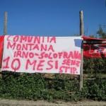 protesta sciopero operai