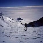 Piramidi viste dal monte Vinson