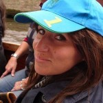 Tania Maio, (personale Unisa iscritta Cgil)