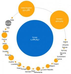 La mappa del lavoro
