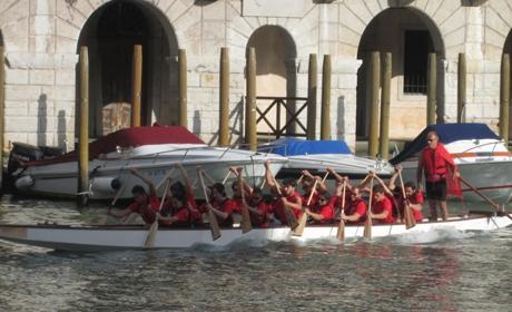 Venice Dragon Cup