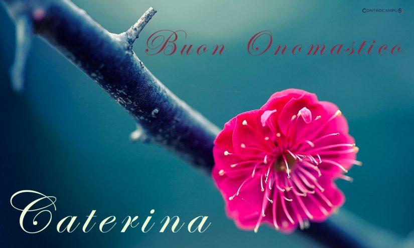 Immagini auguri buon onomastico Santa Caterina da Siena 29 Aprile