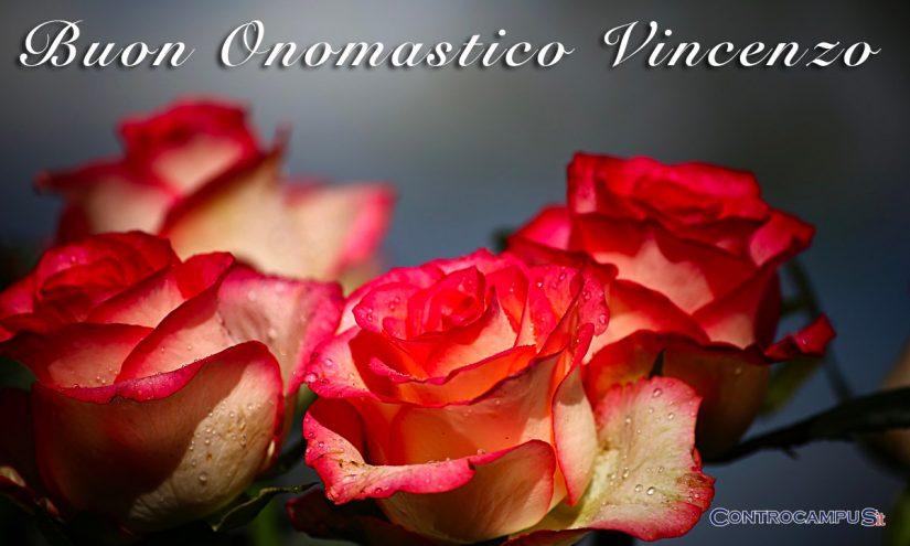 Immagini auguri buon onomastico per San Vincenzo