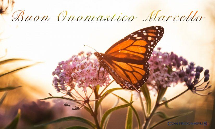 Immagini buon onomastico per San Marcello