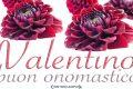 Immagini auguri buon onomastico per San Valentino