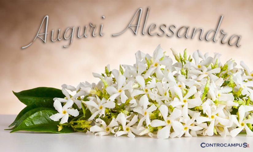 Immagini auguri Alessandra