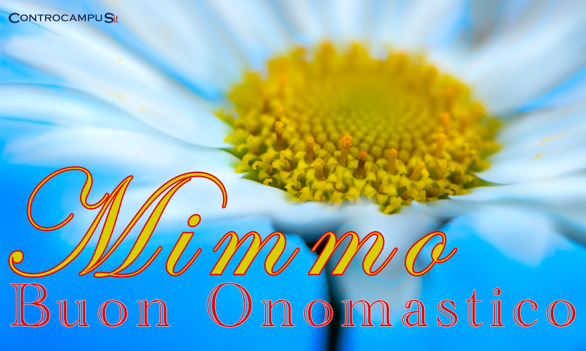 Immagini buon onomastico Domenico