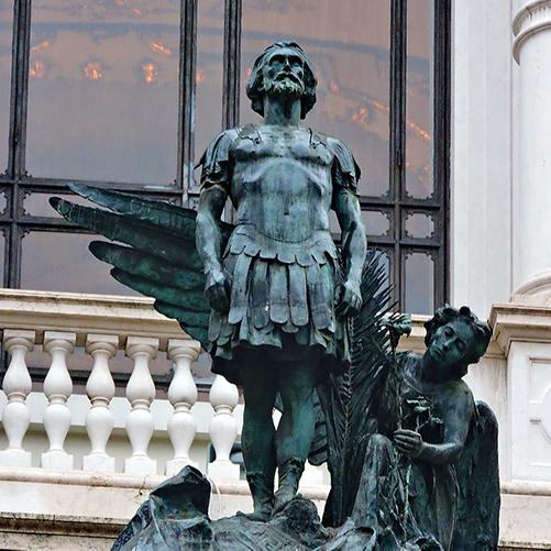 Iconografia Sant Alessandro