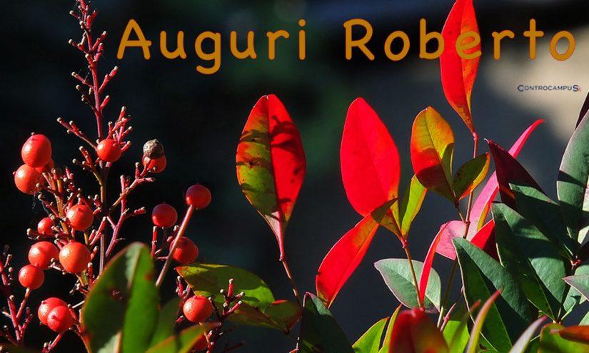 Immagini Auguri Roberto