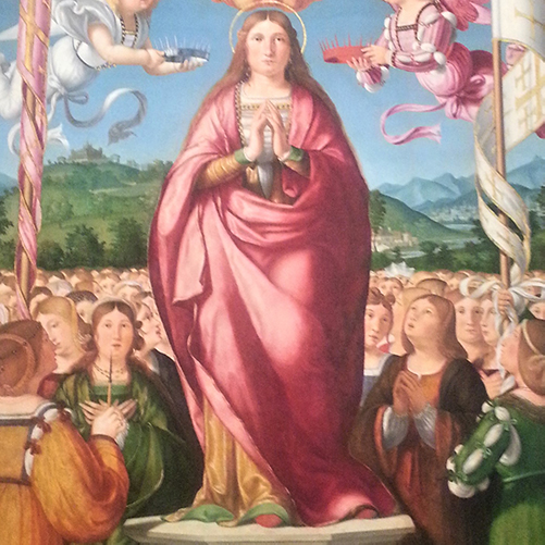 Immagine Sant Orsola