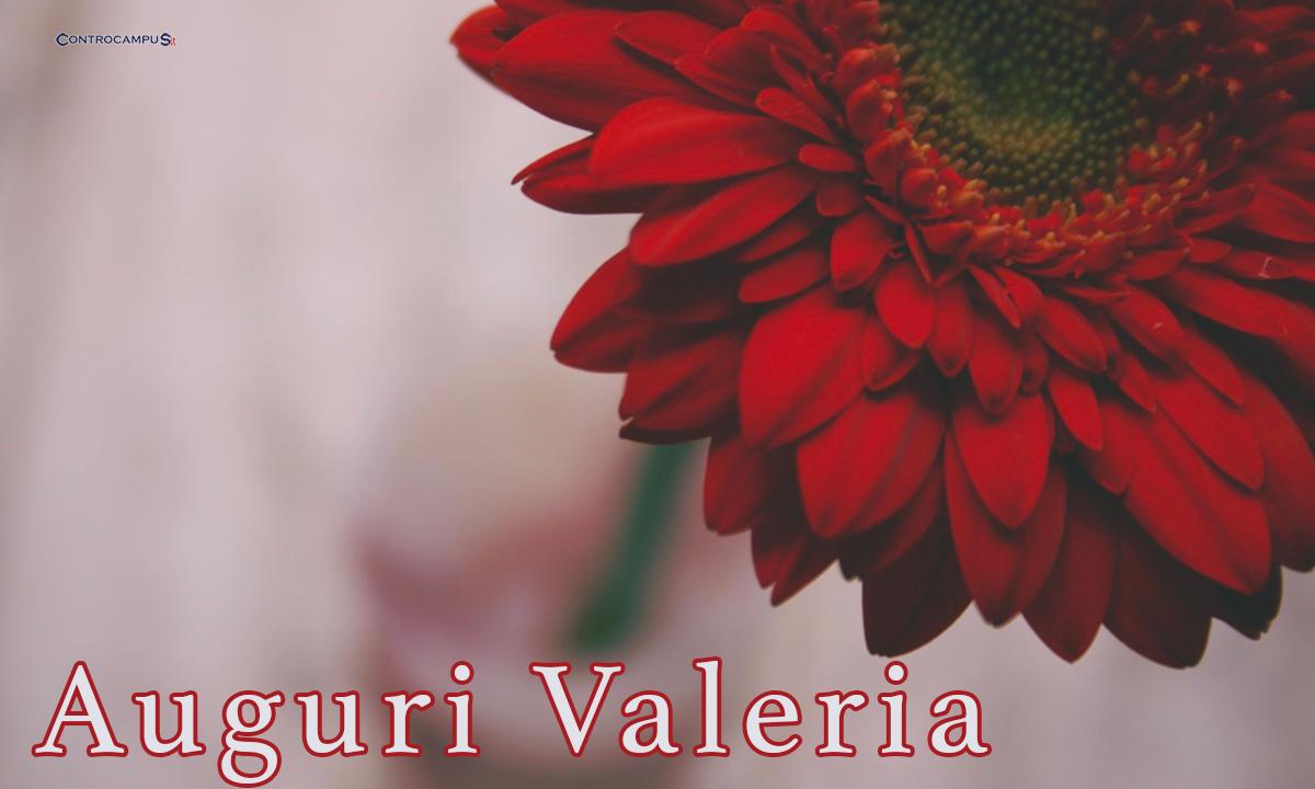 Immagini Auguri Valeria