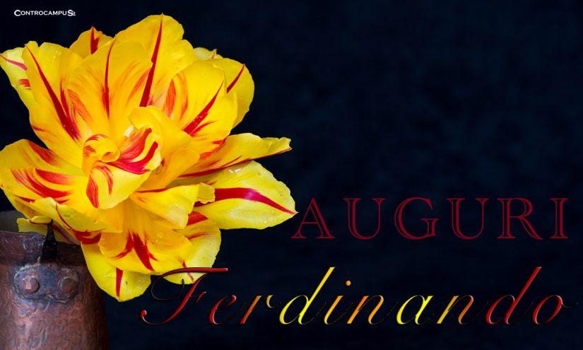 Immagini Auguri Buon Onomastico Ferdinando