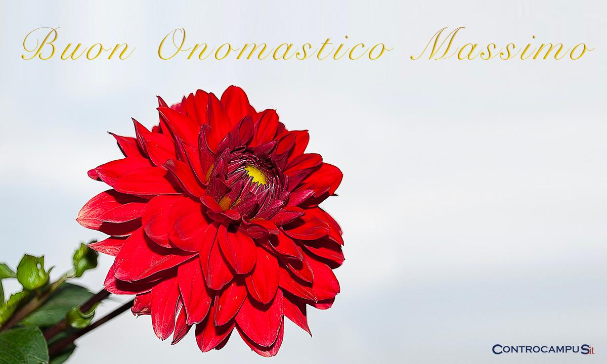 Immagini auguri buon onomastico San Massimo
