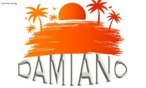 Immagini auguri onomastico Damiano