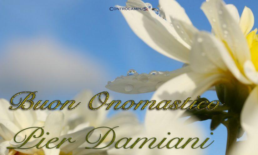 Immagini auguri buon onomastico San Pier Damiani