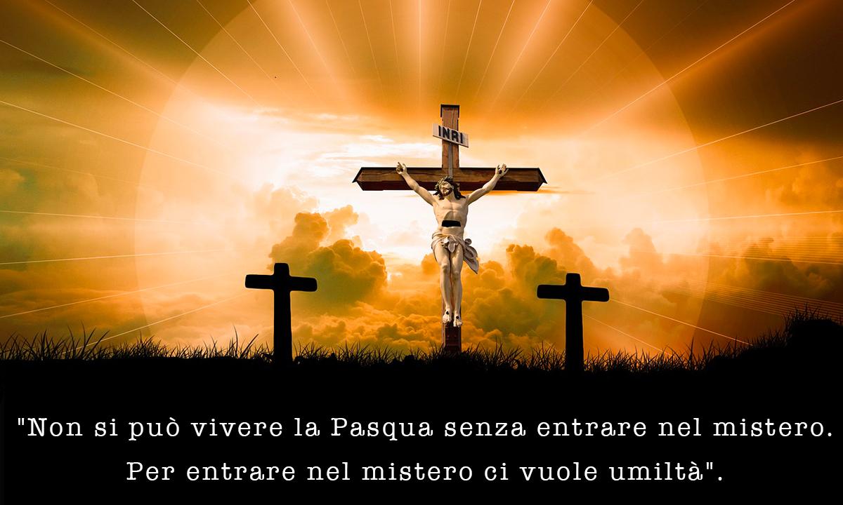 Immagini con Aforismi buona Pasqua religiosi