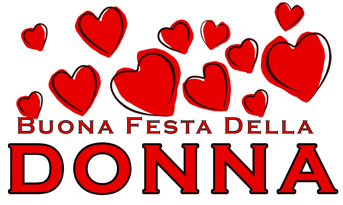 Auguri di buona Festa della Donna con frasi di amore