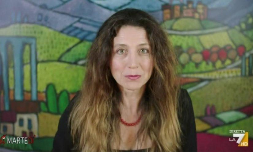 Foto per capire chi è Barbara Gallavotti