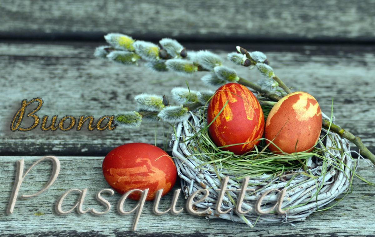 Immagini buon lunedì di Pasquetta a tutti gli amici