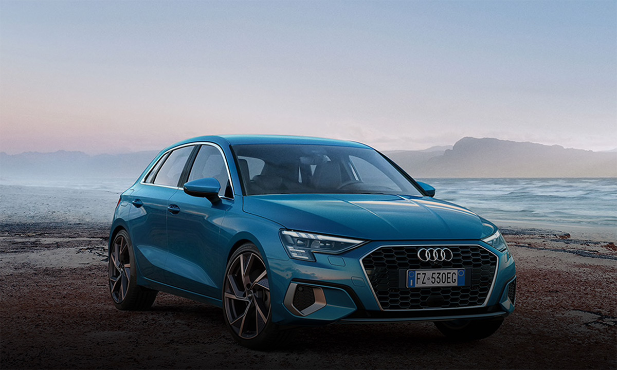 Foto nuova Audi A3 Sportback 2020