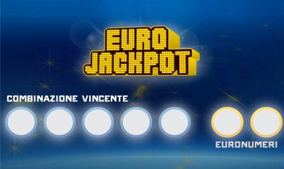 Estrazione EuroJackpot 30 luglio 2021
