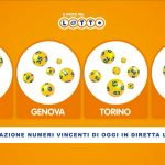 Estrazioni del Lotto 10 novembre 2020