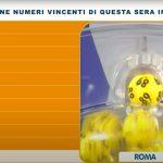 Estrazioni del Lotto del 10 settembre 2020
