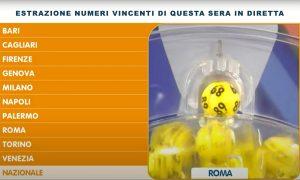 Estrazione del Lotto di oggi 8 maggio 2021