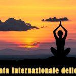 Immagini Giornata internazionale dello yoga
