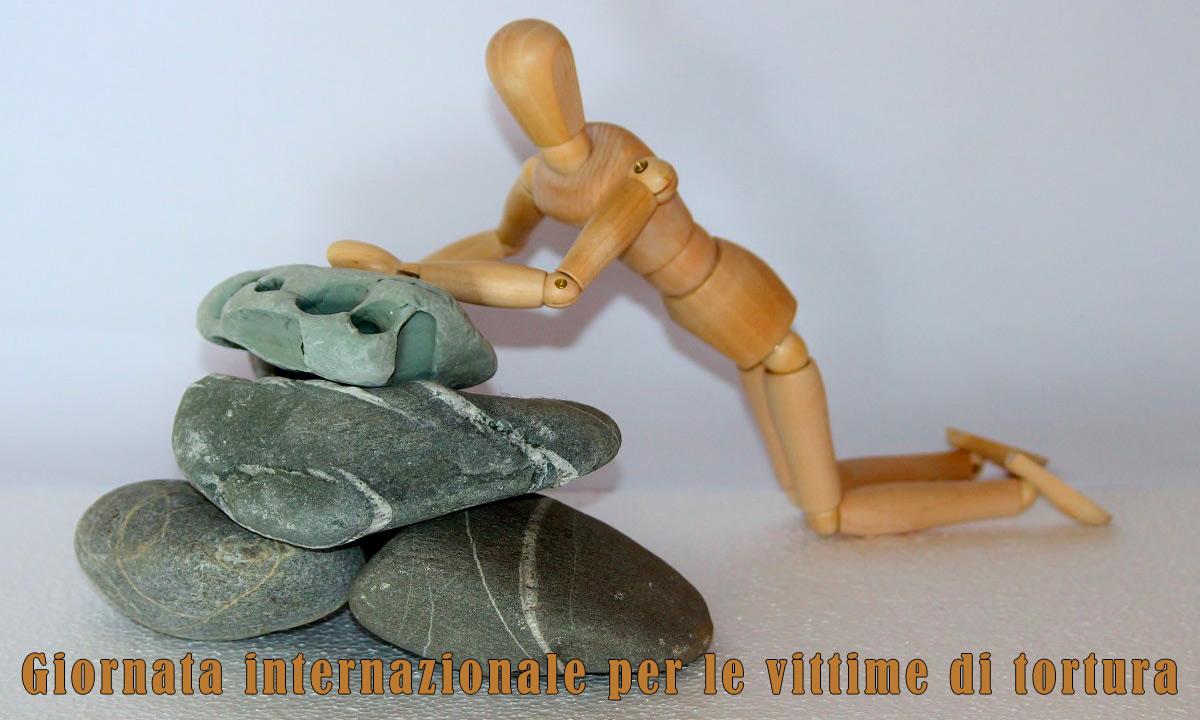 Immagini Giornata internazionale per le vittime di tortura