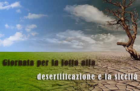 Immagini Giornata per la lotta alla desertificazione e la siccità