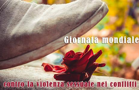 Immagini Giornata mondiale contro la violenza sessuale nei conflitti