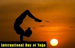 Immagini e frasi Giornata internazionale dello yoga