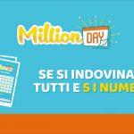 MillionDay del 12 agosto 2020