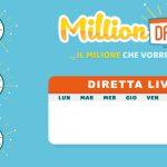 MillionDay di oggi 10 agosto 2020