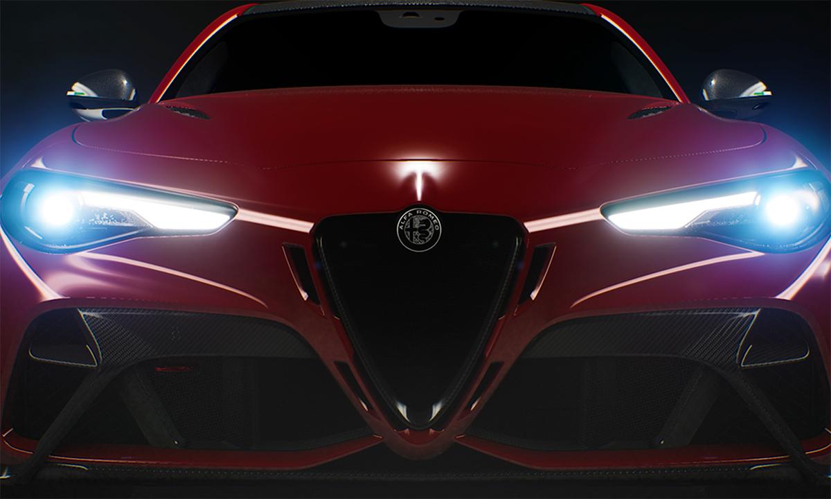 Foto Alfa Romeo Giulia GTA