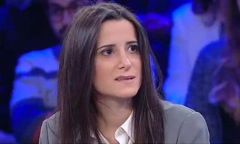 Foto per capire chi è Antonella Laricchia