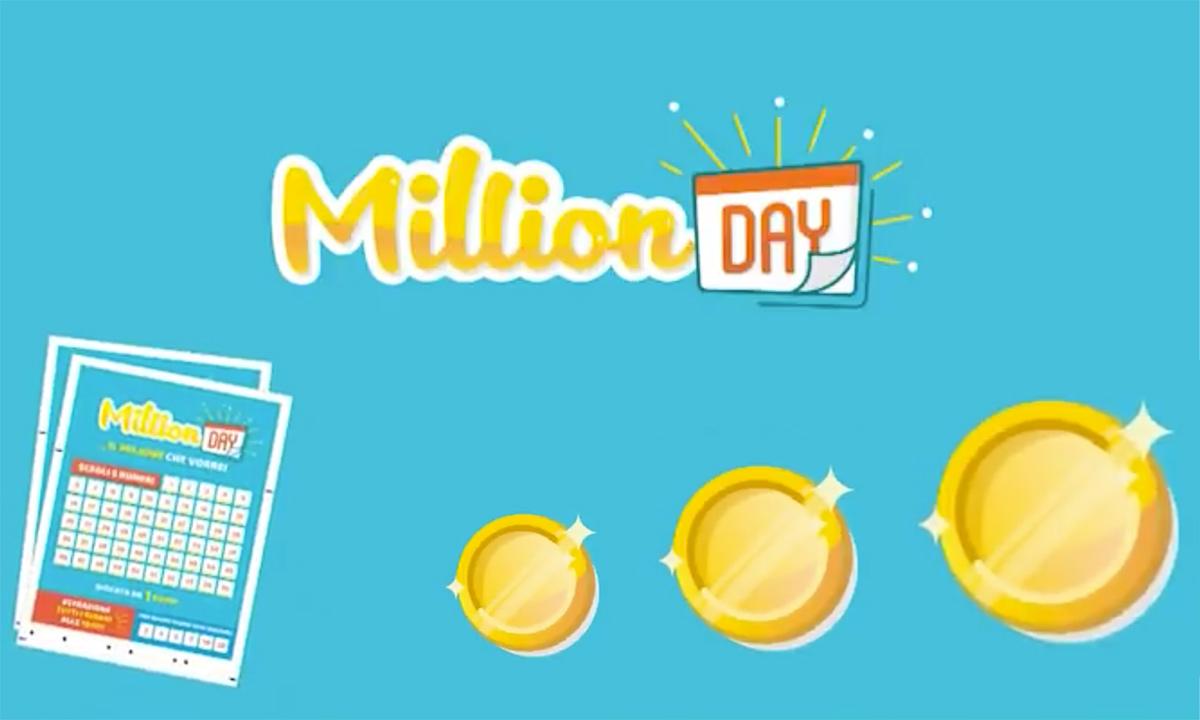 MillionDAY di oggi 14 agosto 2020