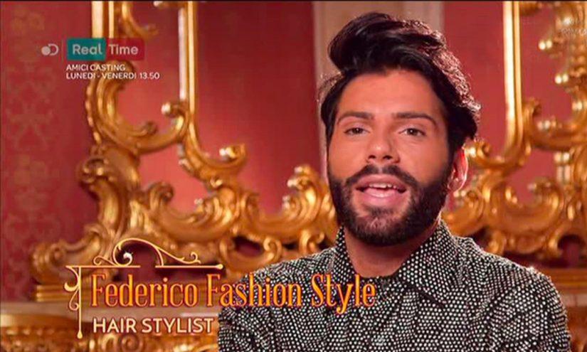 Foto per capire chi è Federico Fashion Style