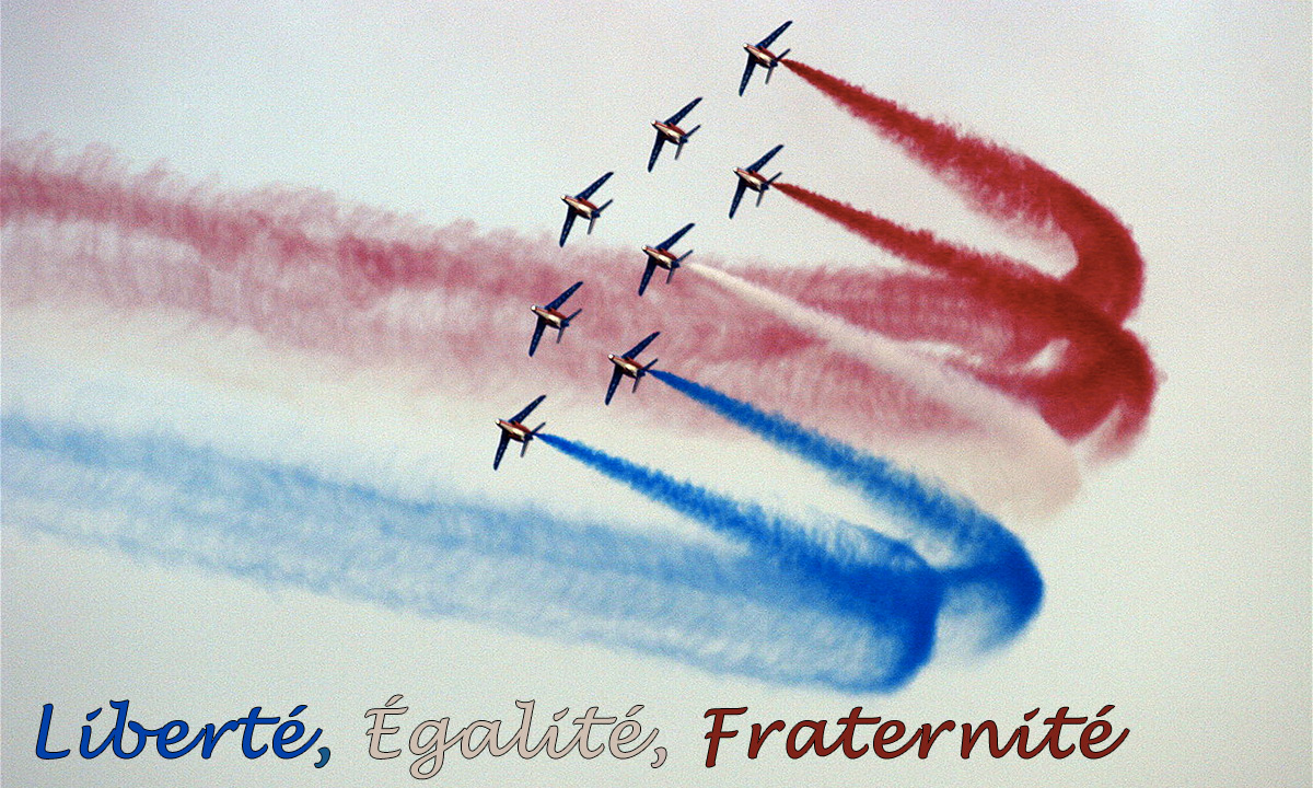 Immagini Festa nazionale francese