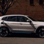 Foto BMW IX3 elettrica