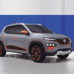 Foto Dacia Spring 2020
