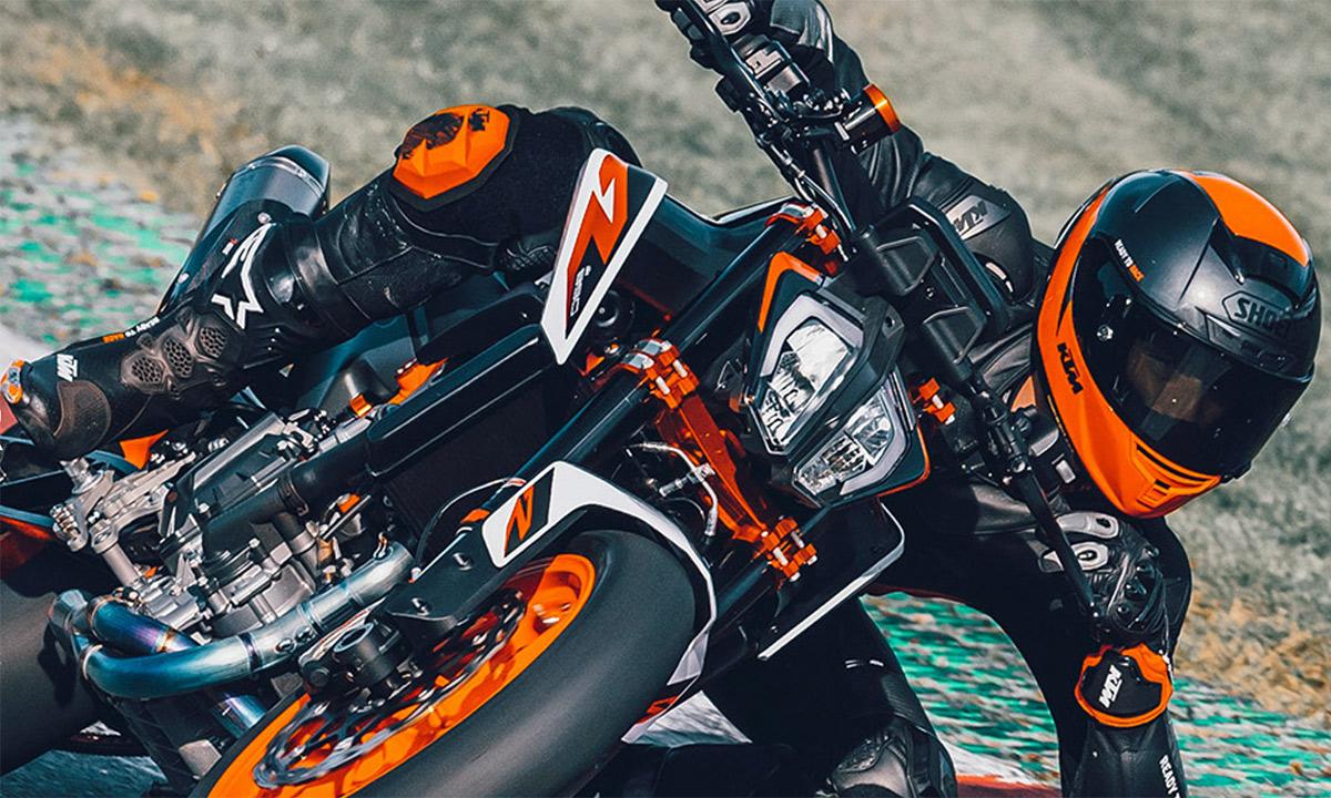 Foto KTM 890 Duke R